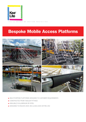 Bespoke Mobile Access Platforms Brochure thumbnail
