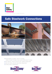 Safe Steelwork Connections thumbnail